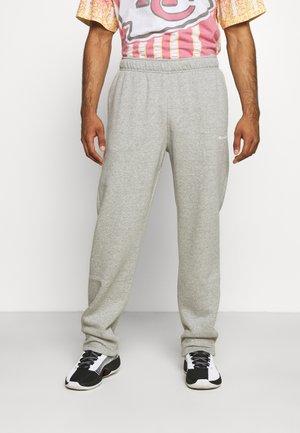 STRAIGHT PANTS - Pantalon de survêtement - light grey