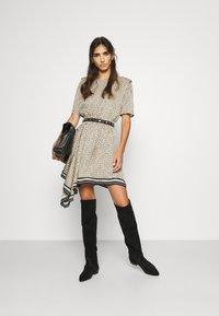 Claudie Pierlot - RAHI - Day dress - multi coloured - 1