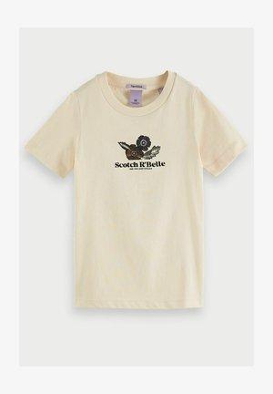 ARTWORK  - T-shirt print - off white