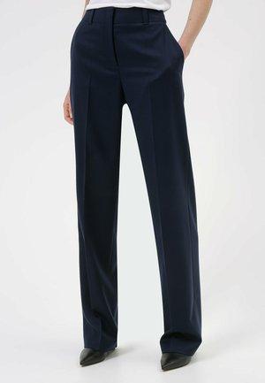HULANA - Trousers - dark blue