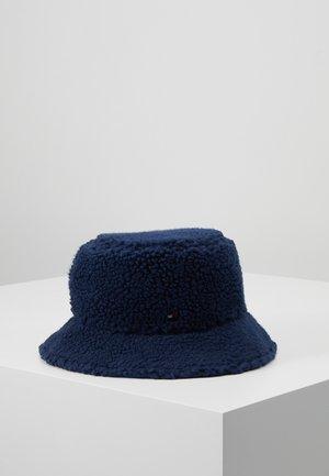 FLAG REVERSIBLE BUCKET - Hat - blue