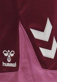Hummel - LEAD  - Shorts - biking red - 3
