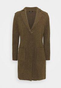 Mavi - Classic coat - dusky green - 0