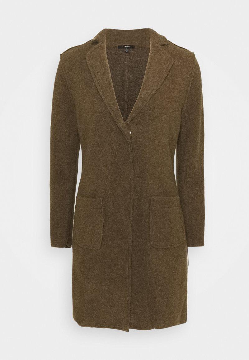 Mavi - Classic coat - dusky green