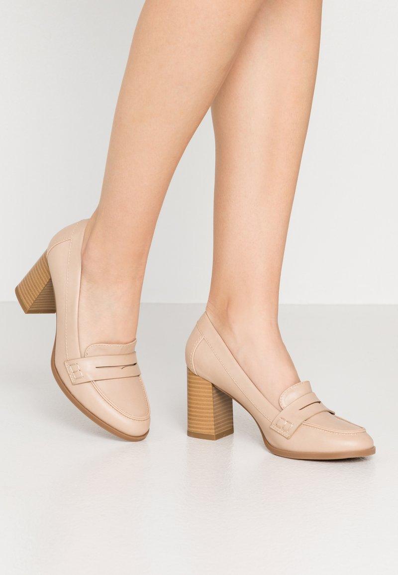 Wallis - CHARDONNAY - Classic heels - beige