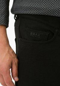 BRAX - STYLE CHRIS - Trousers - black - 4