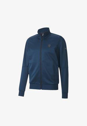 SCUDERIA FERRARI STYLE  - Training jacket - gibraltar sea