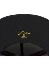 Cayler & Sons - Cap - gry/blk - 3