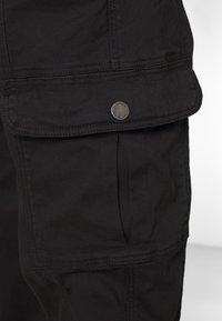 ONLY - ONLGIGI CARRA LIFE  - Pantaloni cargo - black - 4