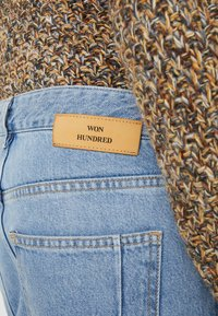 Won Hundred - BEN  - Relaxed fit jeans - distressed blue - 3