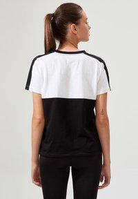 DeFacto - Print T-shirt - black - 1