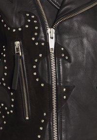 The Kooples - Leather jacket - black - 3