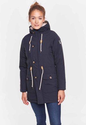 Winter coat - dark navy