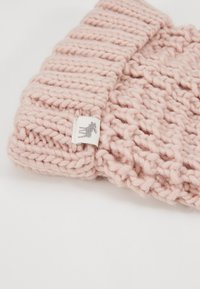 Abercrombie & Fitch - POM BEANIES - Muts - pink/white - 2
