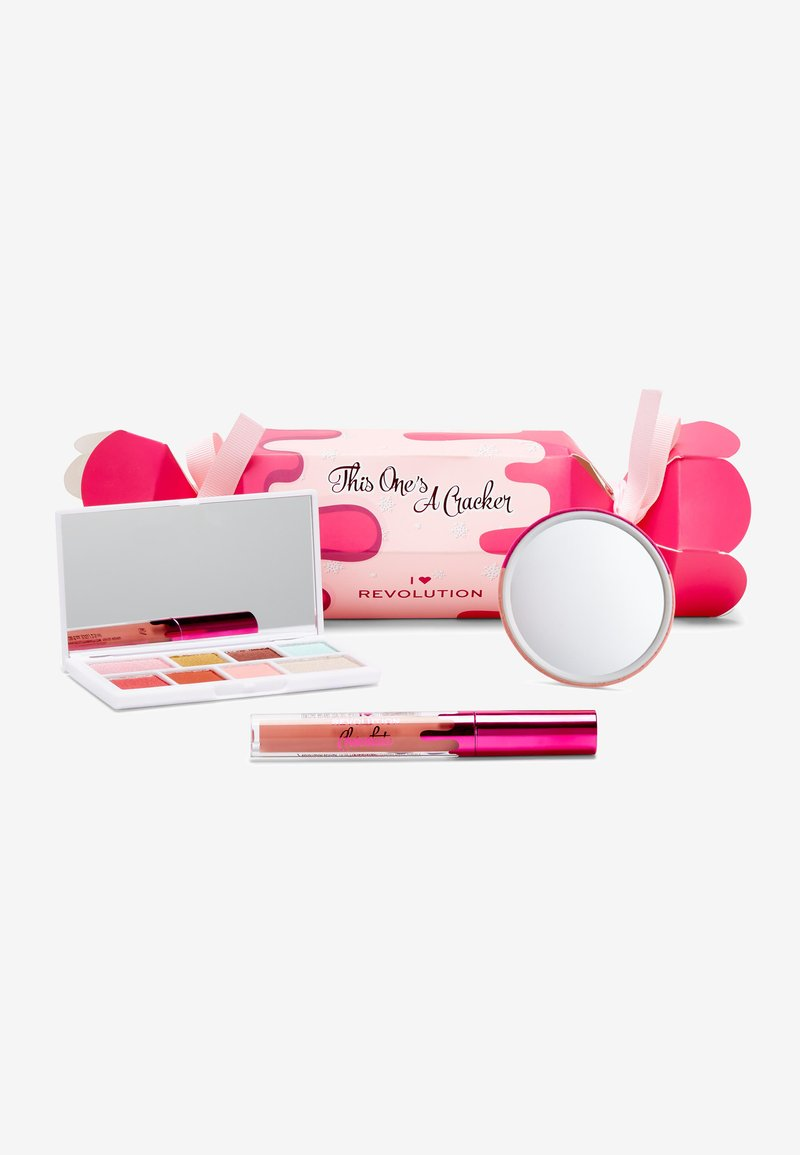 I Heart Revolution - THIS ONE'S A CRACKER - Makeup set - this one's a cracker