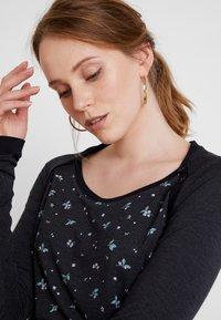 Ragwear - DELICIOUS - Long sleeved top - black - 3