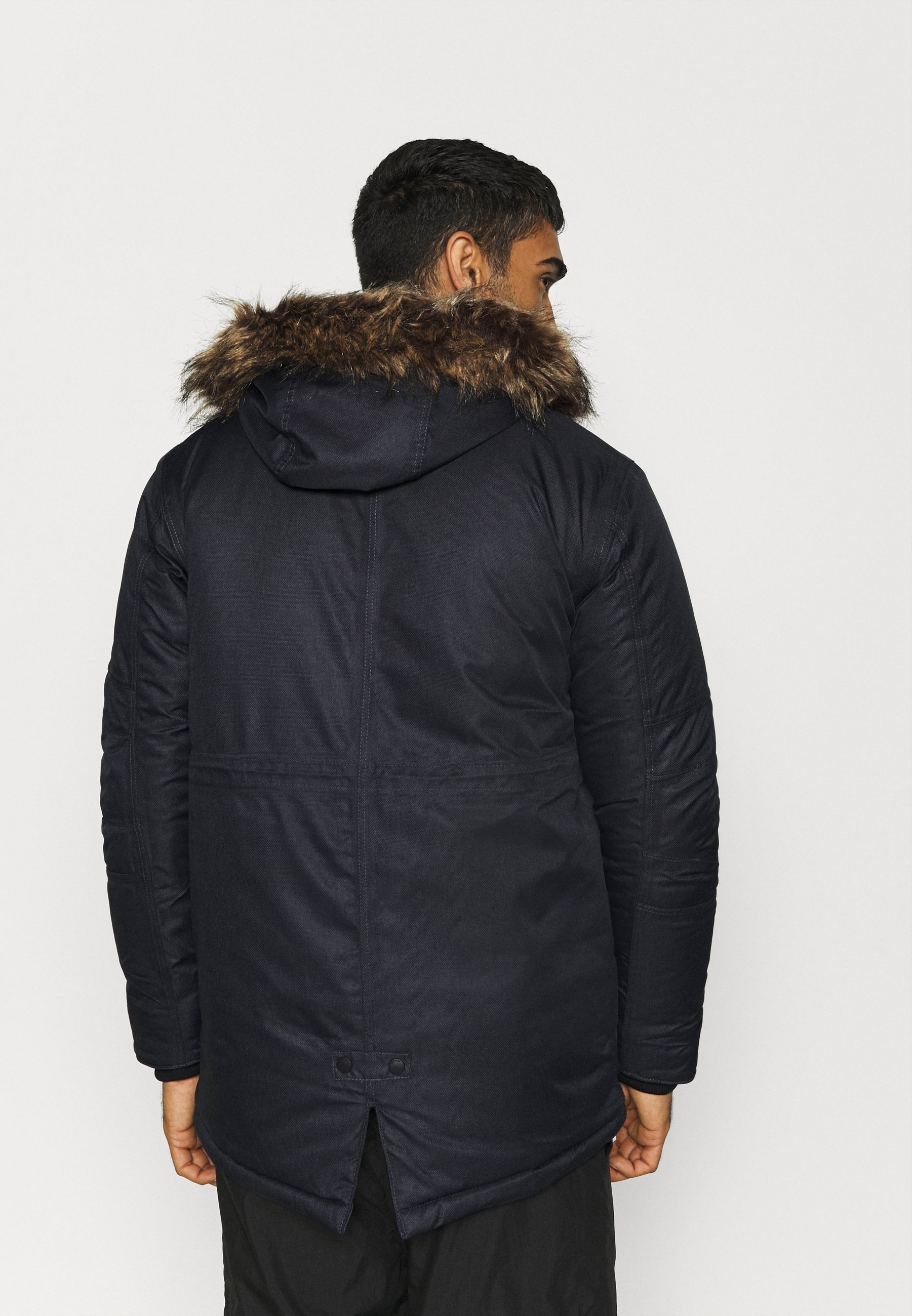 ADAIR Winterjacke ash