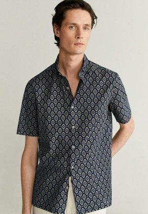 SETA - Shirt - marineblauw