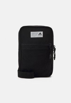 ORGANIZER UNISEX - Across body bag - black