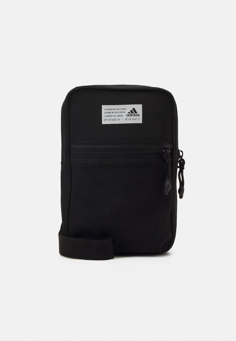 adidas Performance - ORGANIZER UNISEX - Across body bag - black
