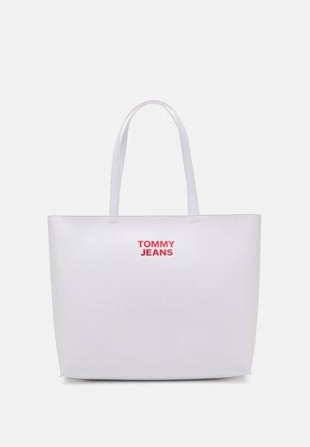 ESSENTIAL TOTE - Shopping bag - white