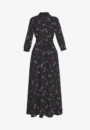 SAVANNAH SOFT - Maxi dress - black