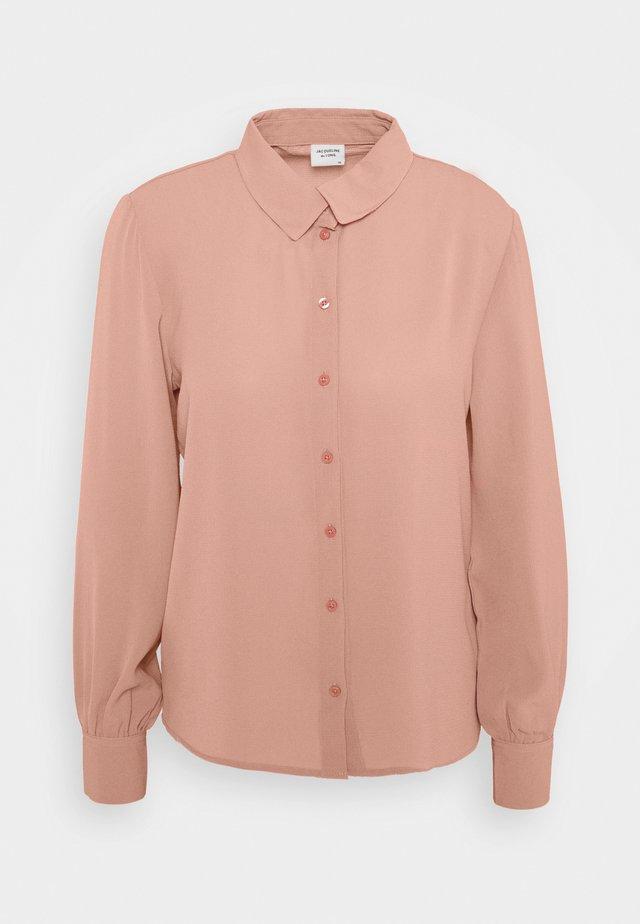 JDYMADDIE - Button-down blouse - old rose