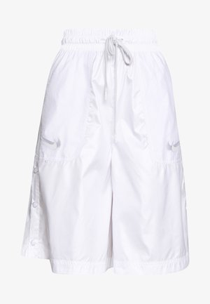 SHORT UP IN AIR - A-line skirt - white/light smoke grey