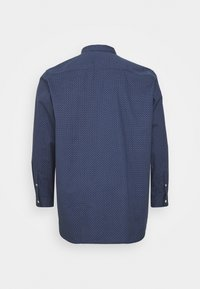 TOM TAILOR MEN PLUS - Shirt - navy blue - 1