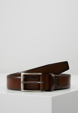 REGULAR - Belt business - mittelbraun