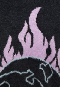 Blood Brother - PLACEMENT FLUFFYKNIT UNISEX - Jumper - black - 2