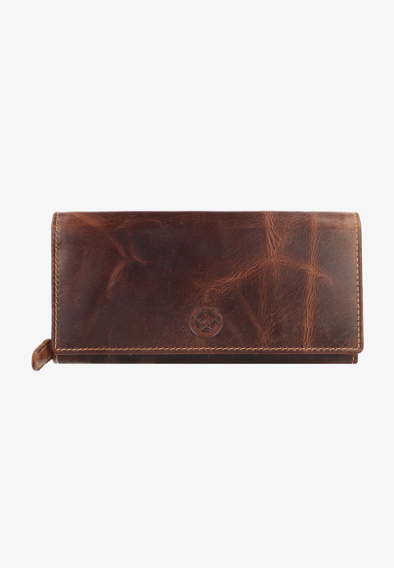 Billy the Kid - Wallet - brown