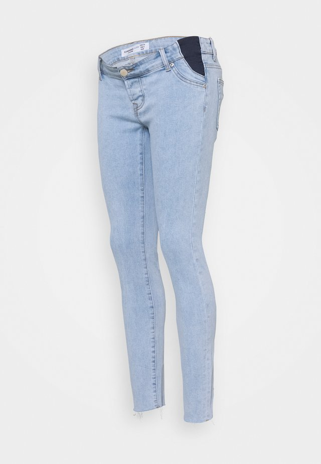 Jeansy Skinny Fit - vintage wash