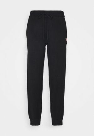 BASIC PANT - Trainingsbroek - jet black