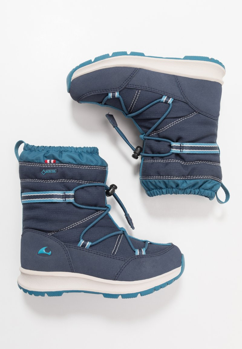 Viking - OKSVAL GTX - Zimní obuv - navy