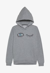 Staccato - GIRL JUMPER  - Kapuzenpullover - grey - 3
