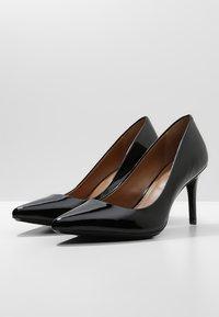 Calvin Klein - GAZELLE - Høye hæler - black - 3