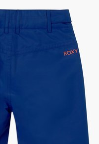Roxy - BACKYARD GIRL - Snow pants - mazarine blue - 3