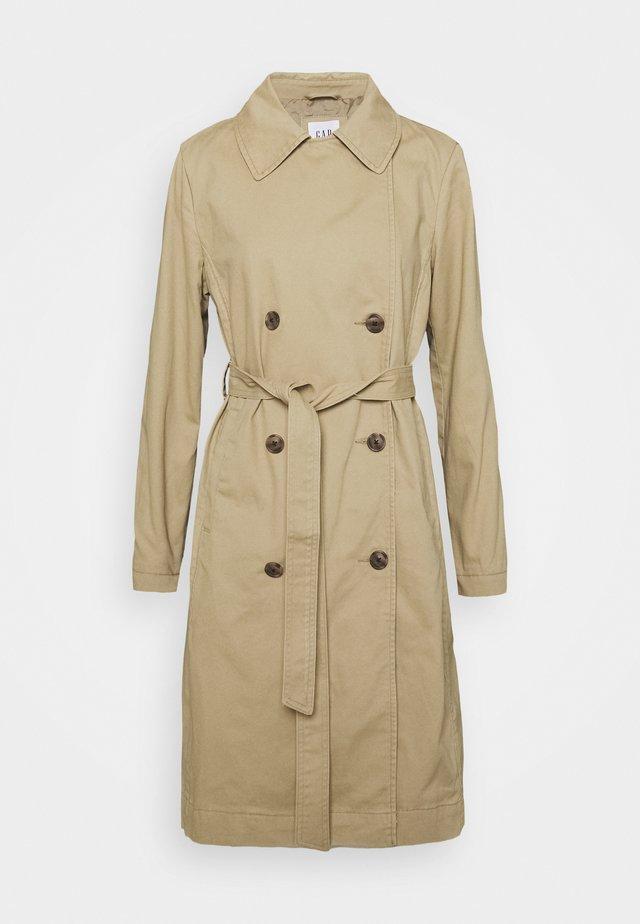 MODERN - Trenchcoat - khaki