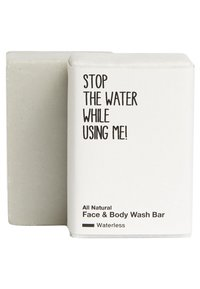 STOP THE WATER WHILE USING ME! - ALL NATURAL NO ADVENT CALENDER - Adventskalender - black,white - 2