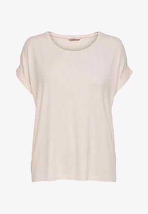 Basic T-shirt - primrose pink
