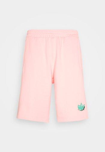 UNISEX - Shorts - glow pink