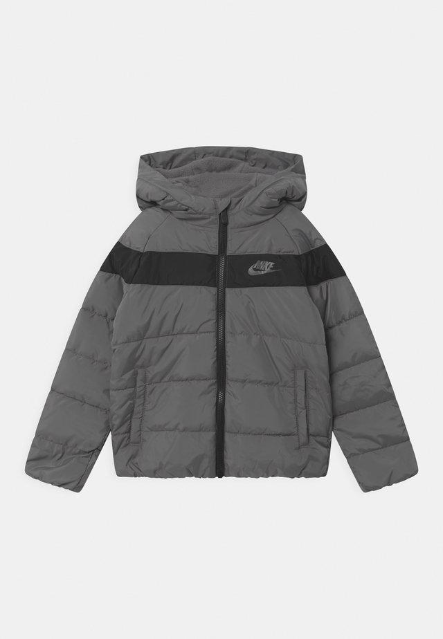 FILLED UNISEX - Winter jacket - gunsmoke
