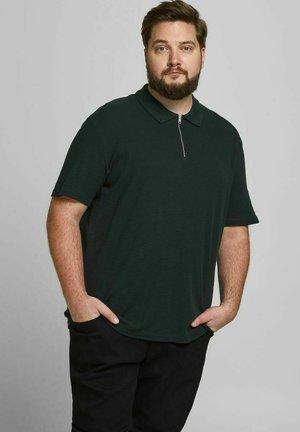 STRUKTURIERT REISSVERSCHLUSS - Polo shirt - tap shoe