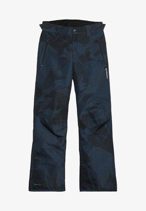 KITEBAR BOYS SNOWPANTS - Zimní kalhoty - space blue