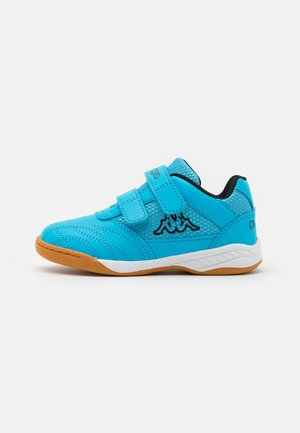 KICKOFF  - Sports shoes - blue/orange