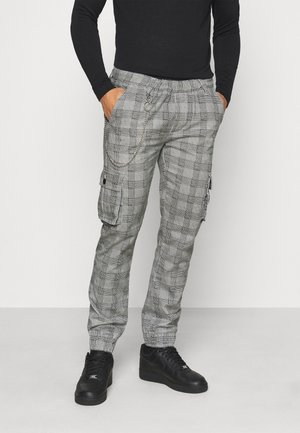 MILFORD TROUSER - Cargobroek - grey