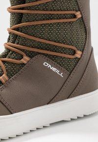 O'Neill - MOANNA - Vinterstøvler - olive - 5