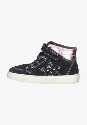 High-top trainers - atlantic/candy/petro 7201