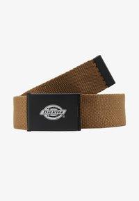 Dickies - ORCUTT UNISEX - Belt - brown duck - 1